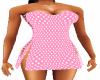 Penny Pink Mini Dress