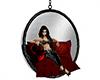 Swing chair vampire