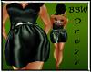 BBW Jana dress green