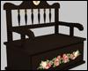 Dark Romance Chair