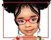 kids Tia Pink glasses