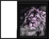 Framed Lion ~