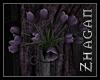 [Z] PS Vase +Tulips