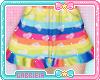 Kids Rainbow Short