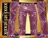 [L] Iced PINK Pants M