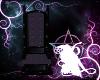 Purple Pvc Throne