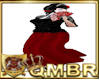 QMBR Chinese Vamp Dress
