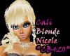 Cali Blonde Nicole