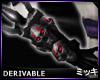 ! Gothic Soul Glove #R