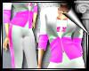 d3✠ Pink Elegant Suit