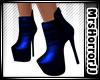 PVC Platform Heels B
