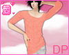 [DP] New Peach Sweater