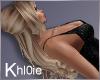 K Shirl med blonde lux