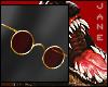 half-loved glasses (M)