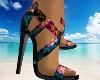 BOHO Spike Sandals