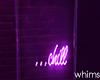 Vibin Chill Neon