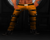 (SR) ORANGE ROCKER PANTS