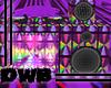 Neon Rave DJ Console