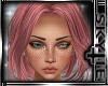 Xandra ✂ smoky pink