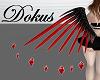Red Dark Wings