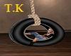 T.K Tyre Swing