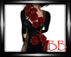 BB Red Flowers