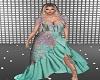Beach mermaid dress