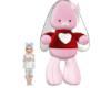 Giant Stuffed Bunny Dev