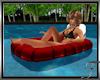(F) Floatie Red