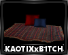 Derivable Lovers Rug w/p