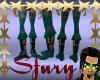 sf Wood Elf Boots