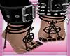 ❤Penta Black Feet