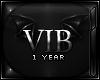 🔪  Badge VIB 1 Year
