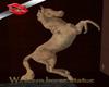 [E.K]Western horse statu