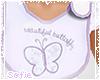 ⚓ Butterfly Bib