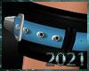 💀|Kita ArmBand-Teal2