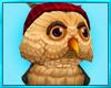 Cute Ice Skate Owl