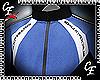 CE' BP Moto Blue Top