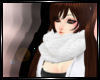 ~<3 White Snood [m/f]~<3