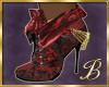 Burlesque shoes vintage