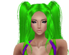 Green Purple Blink Rave