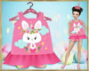 KID Bunny Short Set