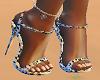 Matching Polka Dot Heels