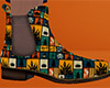Halloween Ankle Boot 2 M
