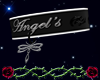 @};- Angel Collar(Black)