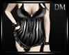 [DM] Corset White/Black