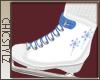 💋Balerina White Skate