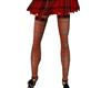 stockings tartan