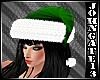Santa Girl Hat -Green-