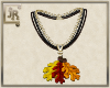 *JR Autumn Oak Necklace